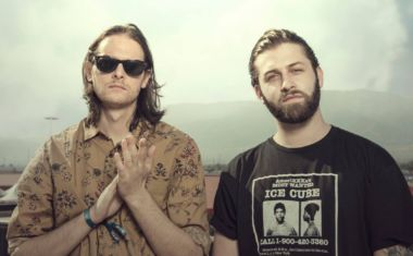 DAVID BATHES IN ZEDS DEAD'S NORTHERN LIGHTS