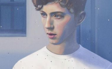 TROYE SIVAN DROPS BLUE NEIGHBOURHOOD SUBURBIA EDITION