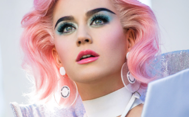 IT'S KATY PERRY'S 'CHAINED TO THE RHYTHM' VIDEO