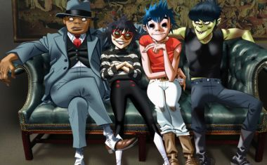 NEW GORILLAZ IS GO