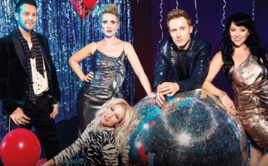 STEPS REBORN WITH 'SCARED OF THE DARK'