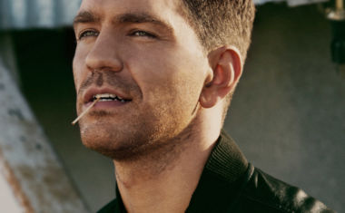 ANDY GRAMMER HAS FRESH EYES ON AUSTRALIA
