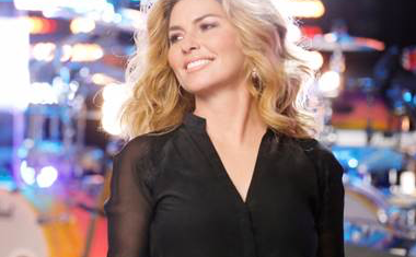 THE RETURN OF SHANIA TWAIN