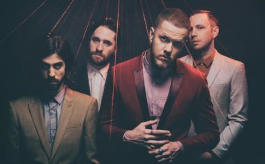 PREPARE TO EVOLVE WITH IMAGINE DRAGONS