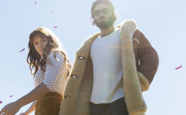 ANGUS & JULIA STONE'S NEW ALBUM IS SNOW