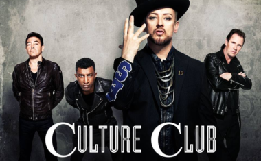 BOY GEORGE, CULTURE CLUB RETURNING
