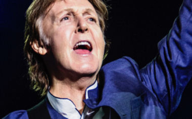 PAUL MCCARTNEY ADDS SYDNEY, MELBOURNE SECONDS
