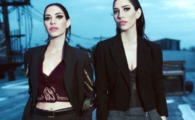 SAY HI TO THE VERONICAS' 'THE ONLY HIGH'