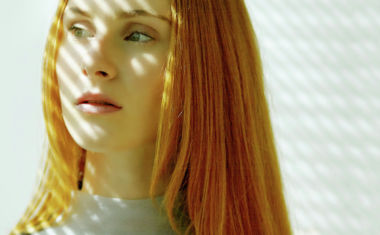DAVID CHECKS OUT VERA BLUE'S 'PERENNIAL'