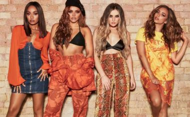LITTLE MIX DROP REGGAETÓN LENTO VIDEO