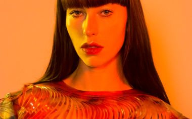 KIMBRA'S PRIMAL HEART BEATS TO LIFE