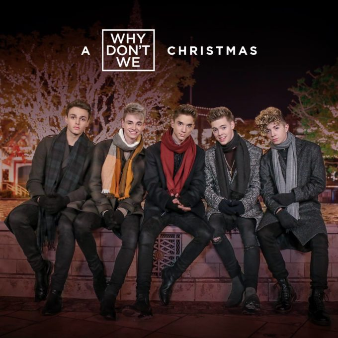 Why Don T We: WHY DON'T WE KISS YOU THIS CHRISTMAS