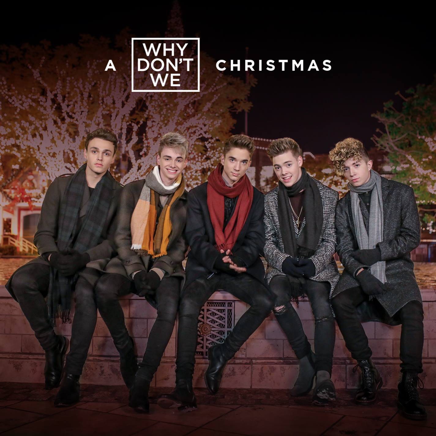 WHY DON\'T WE KISS YOU THIS CHRISTMAS | auspOp