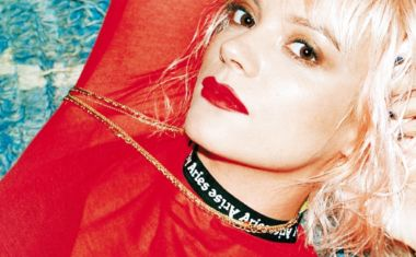 LILY ALLEN GIVES US 'TRIGGER BANG'