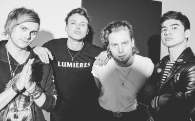 5SOS ANNOUNCE 'MEET YOU THERE' NATIONAL TOUR