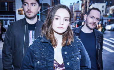 LOVE IS DEAD FOR CHVRCHES
