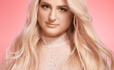 MEGHAN TRAINOR SET FOR 'TREAT MYSELF'