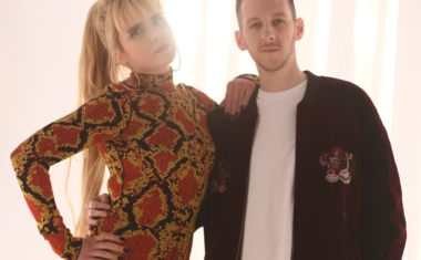 IT'S THE SIGALA / PALOMA FAITH 'LULLABY' VIDEO