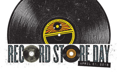 TOMORROW IS RECORD STORE DAY