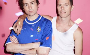 THE PRESETS SERVE UP THEIR 'MARTINI'