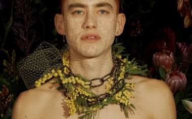 DAVID REVIEWS YEARS & YEARS' 'PALO SANTO'