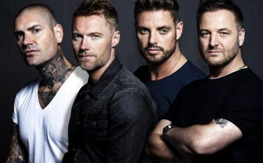A NEW BOYZONE VIDEO; JUST 'BECAUSE'
