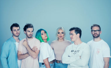 SHEPPARD ANNOUNCES BIGGEST EVER TOUR