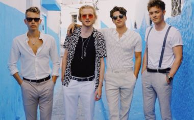 THE VAMPS ARE JUST MY TYPE