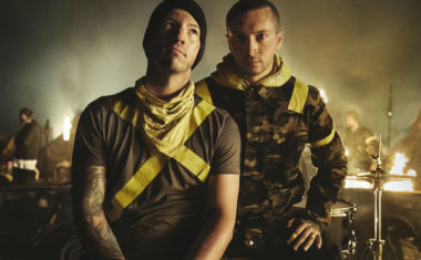 TWENTY ONE PILOTS TO FLY IN FOR AUSSIE TOUR