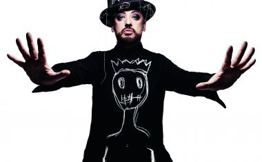 BOY GEORGE & CULTURE CLUB ANNOUNCE NEW ALBUM