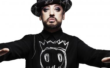 BOY GEORGE/CULTURE CLUB ALBUM WINNERS
