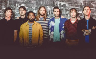 MAROON 5 CONFIRMS EAST COAST DATES