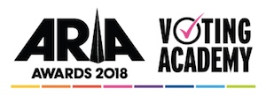ARIA Awards 2018 - Voting Academy
