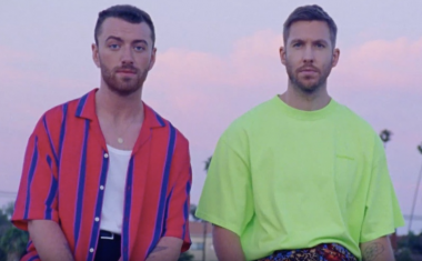 CALVIN HARRIS, SAM SMITH DROP 'PROMISES' VIDEO