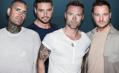 LOVE NEW BOYZONE?