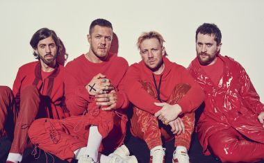 IMAGINE DRAGONS ANNOUNCE 'ORIGINS'