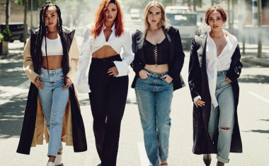 WHAT DOES DAVID THINK OF 'LM5' FROM LITTLE MIX?