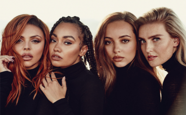 LITTLE MIX DROP 'WOMAN LIKE ME'