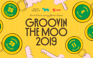 GROOVIN THE MOO 2019 DATES LOCKED