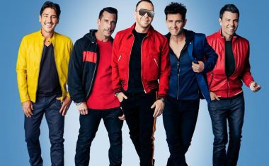NKOTB ANNOUNCE 'HANGIN TOUGH' 30TH ANNIVERSARY EDITION