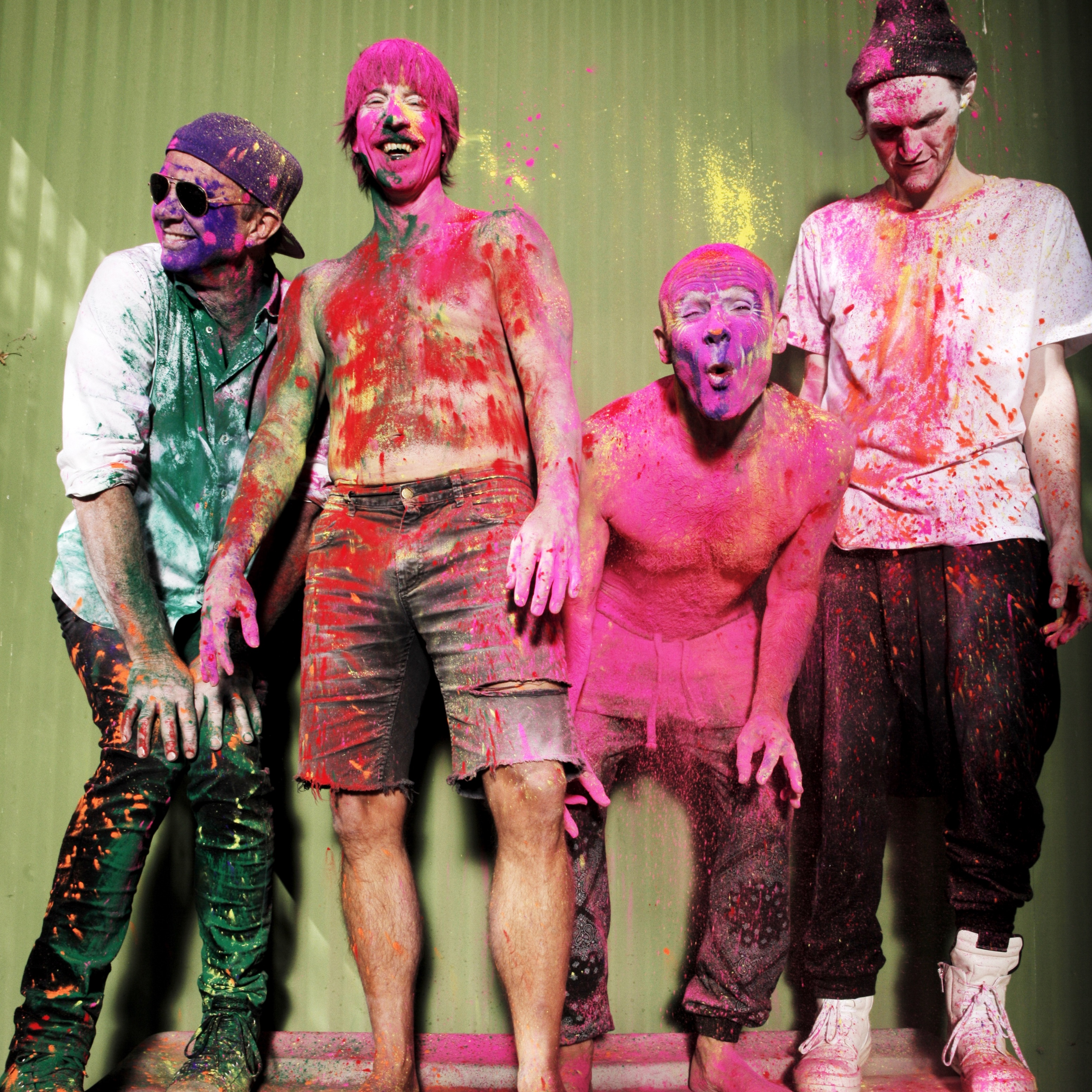 red hot chili peppers - photo #8