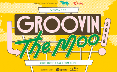 GROOVIN THE MOO 2019 LINE-UP LANDS
