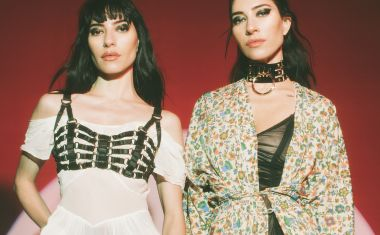 THE VERONICAS' 'THINK OF ME' ARRIVES