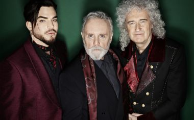 QUEEN & ADAM LAMBERT ANNOUNCE AUSTRALIAN TOUR