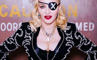 MADONNA DROPS 'GOD CONTROL' VIDEO