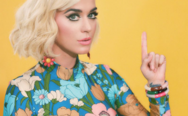 A LITTLE KATY PERRY SMALL TALK