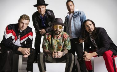 BACKSTREET BOYS ANNOUNCE AUSTRALIAN TOUR