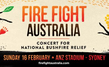 MICHAEL BUBLÉ, 5SOS ADDED TO FIRE FIGHT