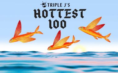 BILLIE EILISH TOPS TRIPLE J HOTTEST 100