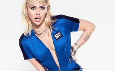 MILEY CYRUS FOR MELBOURNE BUSHFIRE CONCERT